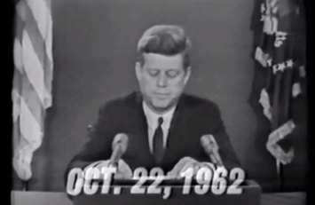 john f kennedy and the cuban President kennedy's 1962 map of military targets during the cuban missile crisis  goes up for auction, reminding us how close the world came.